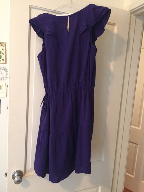 Gap short dress Puple on Tradesy