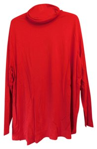 J. Jill Plus-size Pullover Turtleneck Tunic