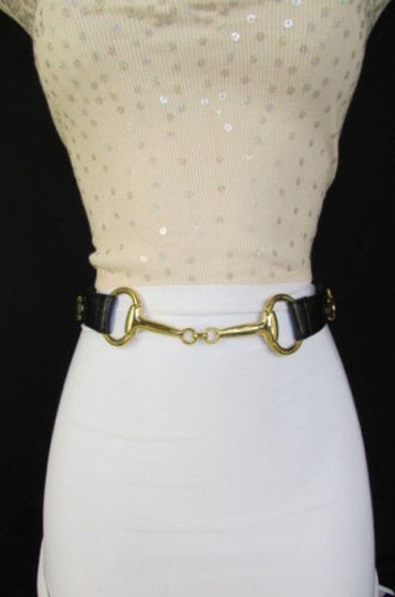 Preload https://item5.tradesy.com/images/women-belt-fashion-black-brown-thin-faux-snake-leather-gold-metal-buckle-4283869-0-0.jpg?width=440&height=440
