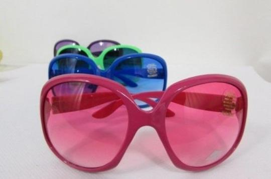 Other Women Sunglasses Fashion Retro Summer Colors Pink Red Blue Purple Orange