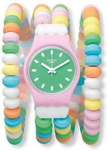 Swatch Swatch Caramellissima Ladies Watch Lp135b
