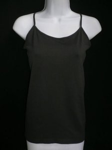 Women Basic Top Gray