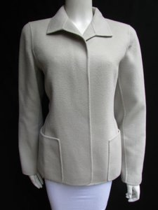 Ellen Tracy Linda Allard Women Wool Fashion Long Jacket 640 Coat