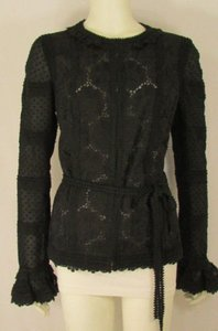 Andrew Gn Authenthic Atelier Black Jacket