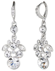 Givenchy Givenchy Cluster Drop Earrings