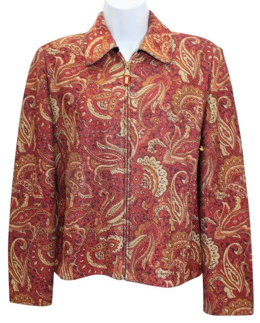 Preload https://item5.tradesy.com/images/st-john-sport-by-marie-gray-paisley-print-knit-jacket-s-blazer-size-6-s-4293799-0-0.jpg?width=400&height=650