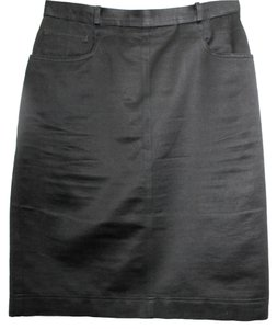 Salvatore Ferragamo Pencil Skirt BLACK