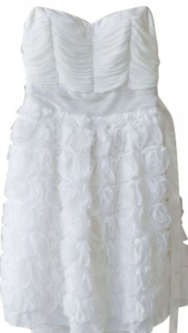 Preload https://item2.tradesy.com/images/white-mini-cocktail-dress-size-6-s-4306-0-0.jpg?width=400&height=650