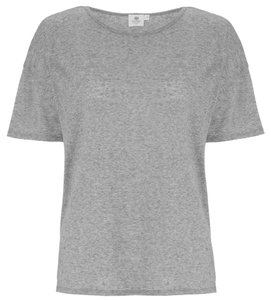 Sunspel T Shirt Grey