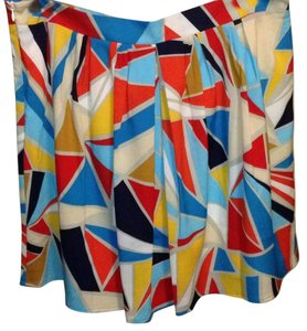 Lavand Mini Skirt Multi