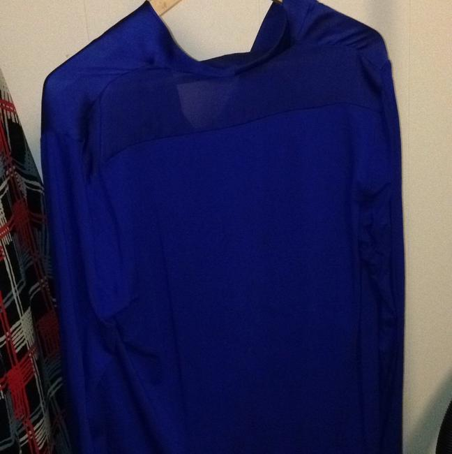 Kenneth Cole Top Royal blue