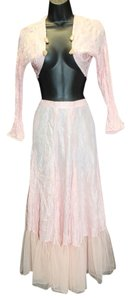 Maxi Dress by Other Maxi Skirt Set Pink
