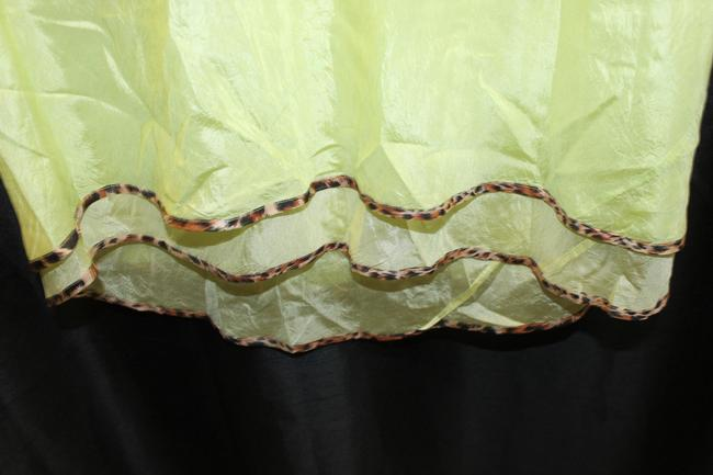 Other Maxi Skirt CHARTREUSE