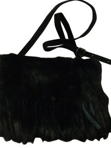 Shelley Wenum Soft Rabbit Fur Shoulder Bag