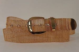 Other Women Jeans Belt Gold Long Mesh Metal Hip High Waist Jewelry Fashion