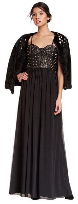 Alice + Olivia + And Studded Gown Dress