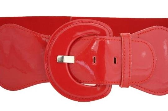 Alwaystyle4you Women Fashion Belt Hip High Waist True Red Elastic Buckle Plus Image 6