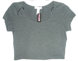 Ambiance Apparel T Shirt Gray