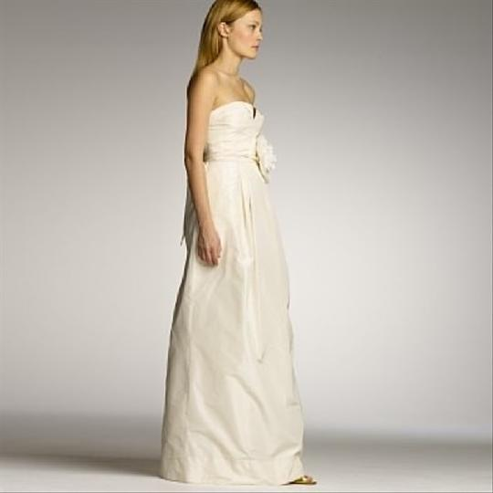 Silk Taffeta Wedding Gowns: J.Crew Silk Taffeta Sascha Gown Item 11423 Wedding Dress