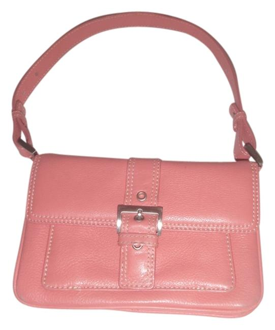 Item - Small / Clutches Light Orange Leather Hobo Bag