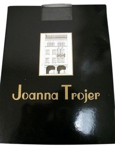 Other Joanna Trojer Sheer Satin Control Top Panty Hose Elixr 1