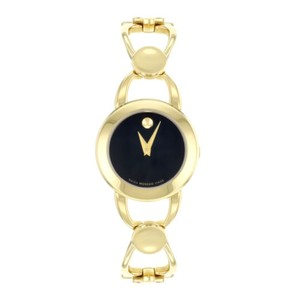Movado Movado Rava 606084 Stainless Steel Quartz Ladies Watch