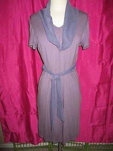 Romeo Gigli short dress Purple Couture Lilac on Tradesy