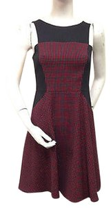 Womens Pixel Knit Fit And Dress