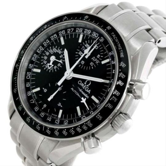 Omega Omega Speedmaster Day Date Black Dial Automatic Mens Watch 3520.50.00