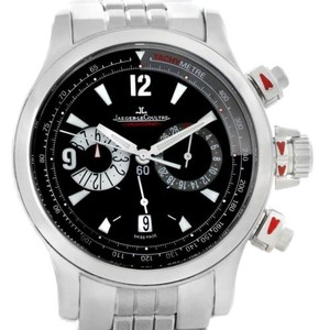 Jaeger-LeCoultre Jaeger Lecoultre Master Compressor Mens Chronograph Watch 146.8.25