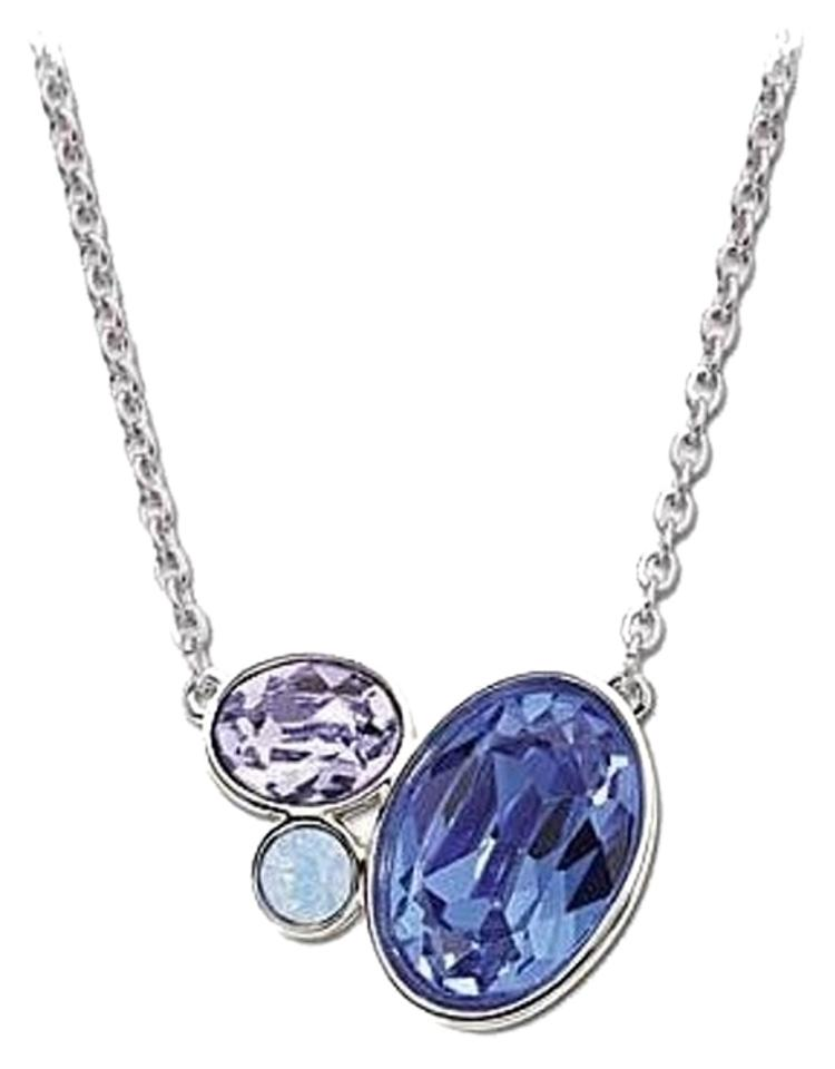 Swarovski Blue Necklace | Swarovski Jewelry