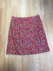 Marc by Marc Jacobs Hot Pink Skirt Multi-Color