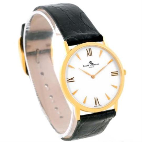 Baume & Mercier Baume Mercier Classima 1830 18k Yellow Gold Quartz Watch MV045088
