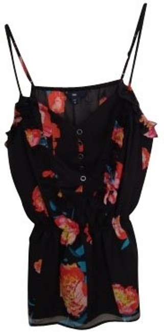 Preload https://item2.tradesy.com/images/gap-black-with-flowers-blouse-size-0-xs-436-0-0.jpg?width=400&height=650