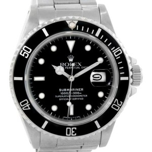 Rolex Rolex Submariner 168000 Wrist Watch For Men