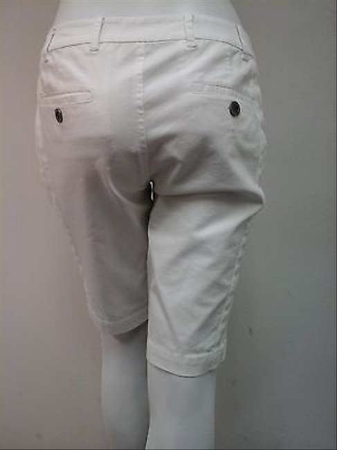 Other 209 Wst By Due Per Due Walking We11141 Bermuda Shorts White