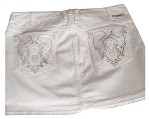 J & Co Jeans Mini Skirt