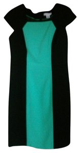 Liz Claiborne Colorblock Sheath Dress