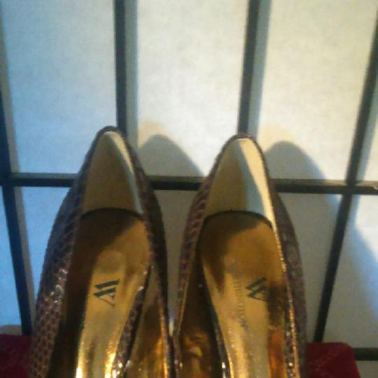 Worthington Bronze Pumps