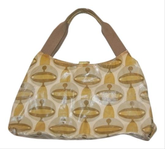 Orla Kiely Floral Pattern Shoulder Bag