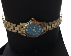 Marc by Marc Jacobs Ladies Henry Dinky Gold Watch MBM3310