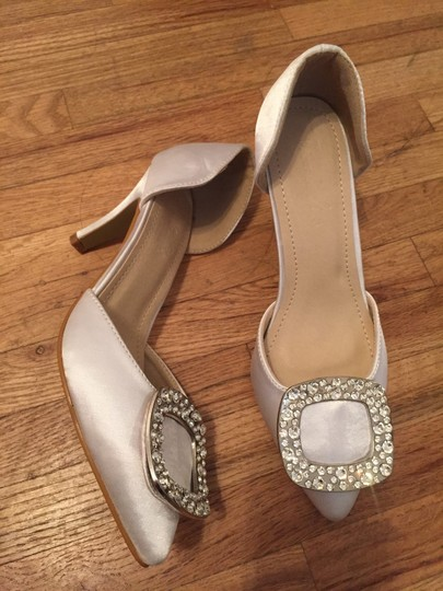Other Bridal Evening White Pumps