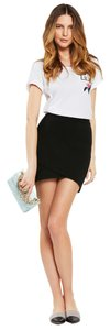 Rebecca Minkoff Size Small Size 4 Size 27 Mini Skirt Black