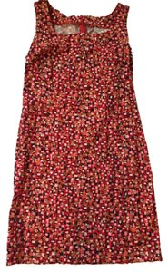 CDC Caren Desiree Company short dress Red on Tradesy