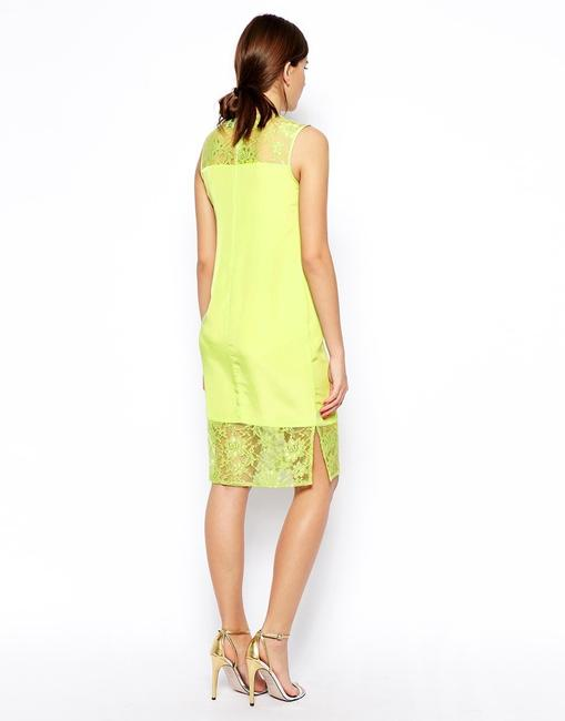 Other short dress Lime Green on Tradesy