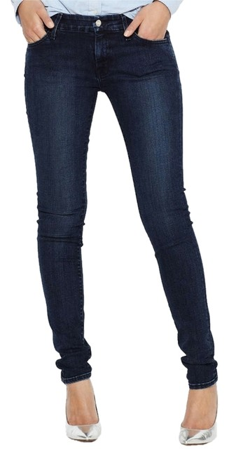 Preload https://item1.tradesy.com/images/koral-blue-dark-rinse-mid-rise-skinny-jeans-size-24-0-xs-4377985-0-0.jpg?width=400&height=650