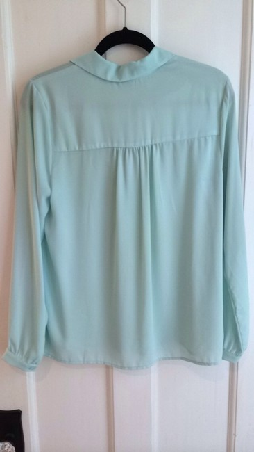Forever 21 Top Mint green