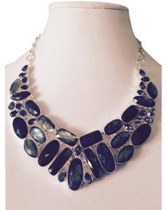 Embellished by Leecia Labradorite Necklace