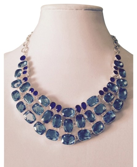 Preload https://item3.tradesy.com/images/bluessilver-topaz-statement-necklace-4378822-0-0.jpg?width=440&height=440