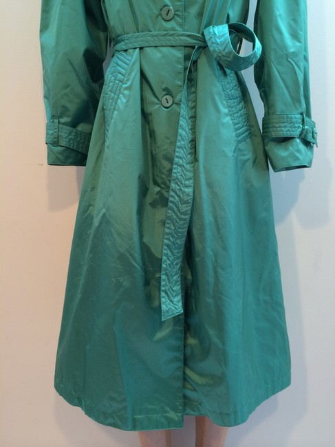 Misty Weather Trench Coat